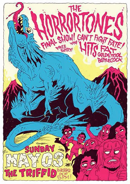horrortones